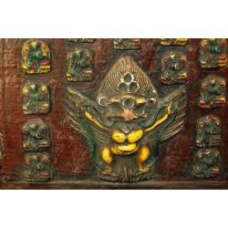 38 Taras with Garuda: Wood