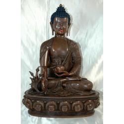 Buddha, Medicine, copper