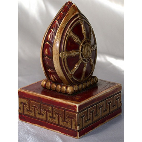Lama Seal, Tibetan; ancient ivory