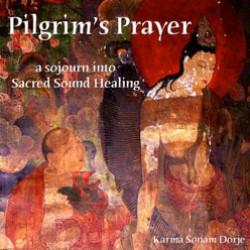 Pilgrim's Prayer - Gong Bath CD