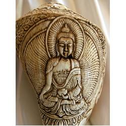 Sankha Conch: Buddha Water Offering