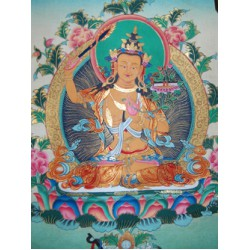 Manjushri - Wisdom Buddha