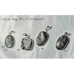 Lek Lai Silver Pendants: Various sizes No.2