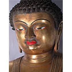 Buddha, Standing, blessing