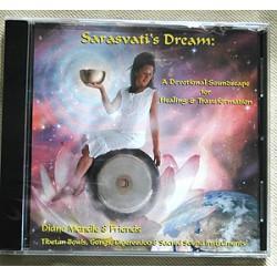 Sarasvati's Dream CD: Journey in sacred sound