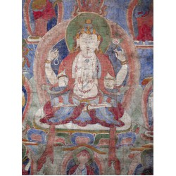 Chenresiz Thangka, ancient