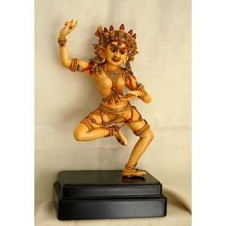 Dorje Phamo Goddess; ivory