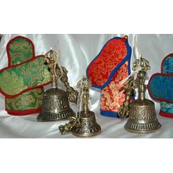 Ganta & Vajras: Tiny - Medium, Nepal, 21st Century No.8