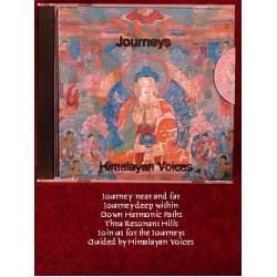 Himalayan Voices; Journeys CD