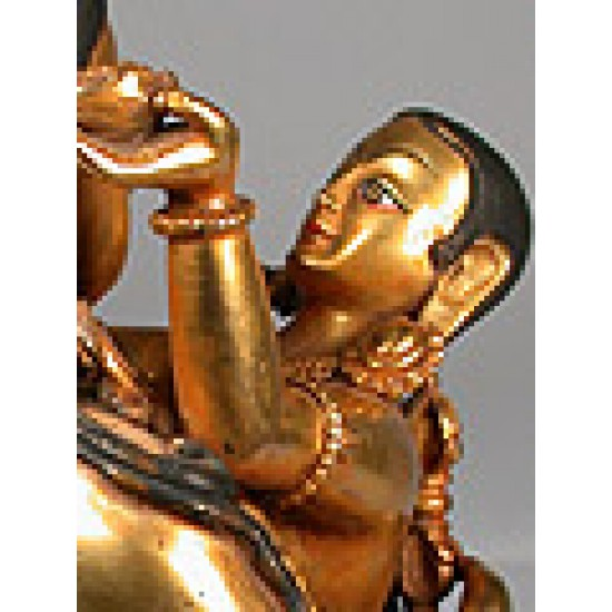 Buddha Shakti Statue: Tantric Union