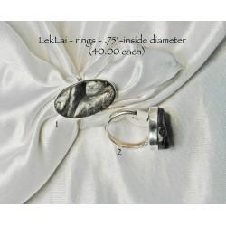 LekLai pendants; Healing