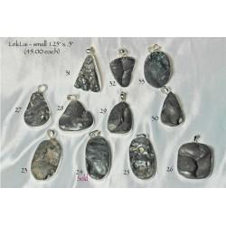 Lek Lai Silver Pendants: Various sizes No.1