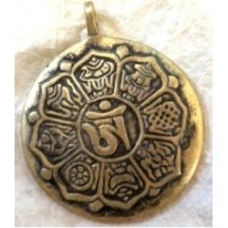 Melong Amulet: Nepal, 21st Century