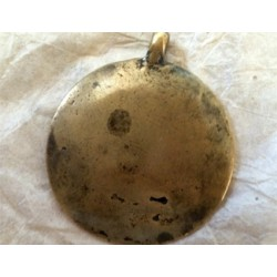 Melong Amulet: Tibet, 20th Century