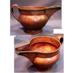 Monastic Copper Vessel: Tibet, 16th Century