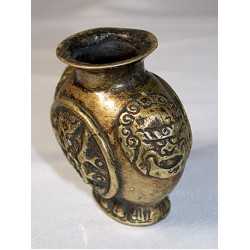 Snuff Box: Chinese Buddhist, 19th Century