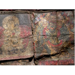 Thangka, ancient nomadic