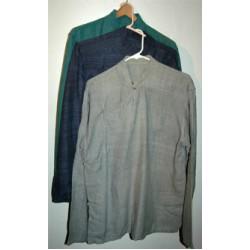 Traditional Tibetan Shirts2; men's medium/large